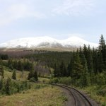 Riding the Rails to the Beautiful Continental Divide
