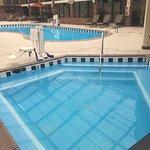 Smaller pool handicap accessibility
