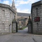 St. Machar - Entrance Gate