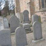 St. Machar Cathedral - Graveyard