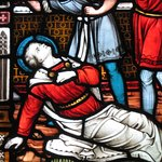 St; Machar Cathedral - Stained Glass Detail