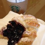 Blueberry Cheese Danish to die for!