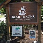 Bear Tracks Whistler Chalet Foto