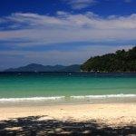 beach view BungaRaya Resort