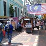 souvenir stalls