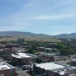 Different Daytime View from My Room at Hampton Inn & Suites Boise Downtown