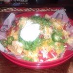 1st loaded nachos