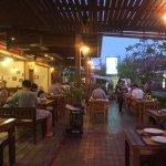 Dinning patio