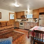 The Osprey Cottage: - the original homestead..