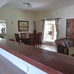 Internal View from kitchen to dining room: Woodlands Cottage