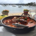 seafood paella at Doyles On The Beach, Watson's Bay, NSW