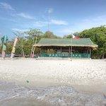 Apo Reef Natural Park: Registration Area