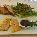 foie gras excellent et copieux