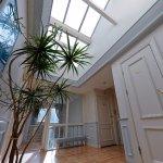 top floor hallway