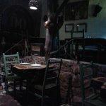 intérieur du restaurant Felfela