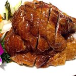 Roast duck is so yummy !!!! it's a must try dish at wong ting!!