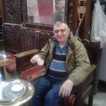 au café Fishawi