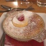 Champagne Rhubarb Brule