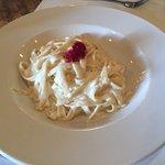Chicken Piccata, Vegetable Ravioli, Fettuccine Alfredo