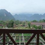 Foto de Vang Vieng Orchid Guesthouse