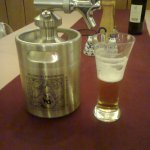 Home brewed Beer