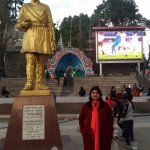 Chowrasta, Darjeeling.