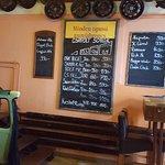 Great craft beer's bar.