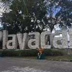 Entrance of Playacar