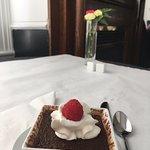 Chocolate Caramel Mousse
