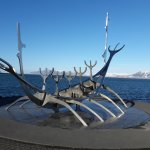 Solfar (Sun Voyager) Sculpture Photo