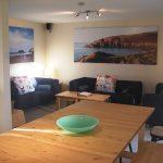 Skomer cottage sleeps 9 in 4 bedrooms