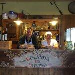 Benvenuti alla Locanda Stefano e Simona