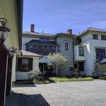 Stetson Mansion rear