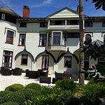 Stetson Mansion street side
