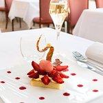 Restaurant Le Mas des Vignes, gourmet, cuisine de saison