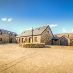 Self catering cottages in converted stone barns. Sleeping up to 51 guests.