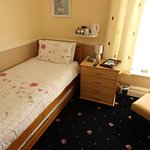 Our Single Room 5. No supplements for this room. From £35.00 per night.