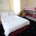 Family Room. 2 adults and 2 children between the ages of 3 - 11 years. £110.00 per night all yea