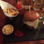My burger, L'Anglais