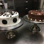 Delicious cakes!