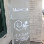 Celebrating Icewine at Magnotta!