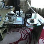 in my room after the birthday tea!!!!!!!!!! Thank you!!!!!!