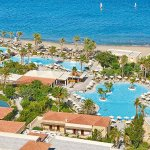 Kos Imperial Thalasso a water palace evoking the welcome cool of the Aegean breeze
