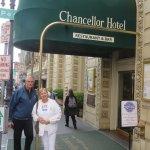 Chancellor Hotel on Union Square Foto
