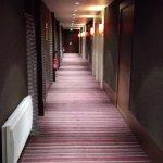 Couloir 4è étage