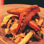 Red Gurnard and Clams