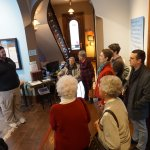 Volunteer docents conduct tours Wednesday-Sunday from 1 to 5pm free of charge.