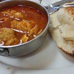 Curry chicken.....amazing