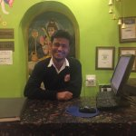 Akshay @ the Reception