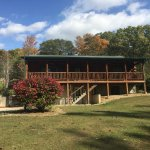 Our vacation Rental in the Hocking Hills, Ohio